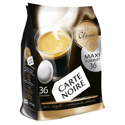 Dosettes de cafe Classic