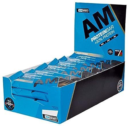 AMSPORT Protein Bar 30% Karton 24x35g Cocos