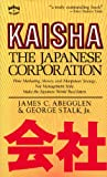 Kaisha: the Japanese Corporation