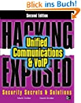 Hacking Exposed Unified Communication...