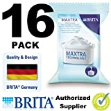 16 X Brita Maxtra Water Filters Refills Cartridges Pack Wf0400