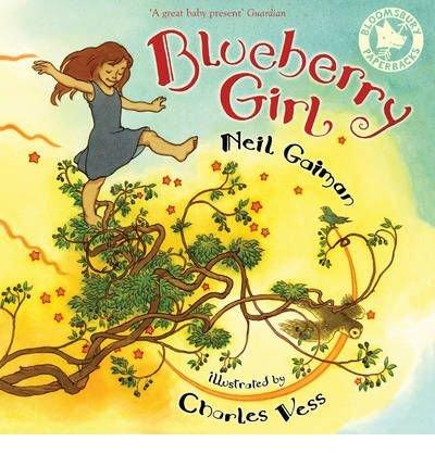 [( Blueberry Girl )] [by: Neil Gaiman] [Mar-2010]