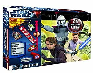 "Star Wars TPF26024 - Adventskalender ""Clone Wars"""