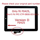 "8"" Touch Screen Digitizer Glass Lens Tablet PC For Nextbook Dual Core NX008HD8G (F0425 Version D) by amazing-zone"