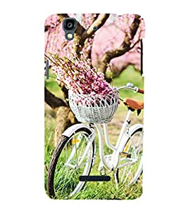 ifasho Designer Phone Back Case Cover YU Yureka :: YU Yureka AO5510 ( Quotes on World is A Book )
