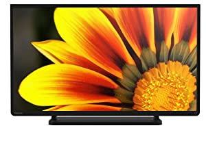 Toshiba 40L2433DB 40-inch Widescreen Full HD 1080p LED TV with Freeview
