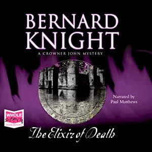 The Elixir of Death Audiobook