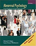Abnormal Psychology: Media and Research Update (5e with MindMap CD-ROM)