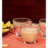 Famacart Tableware Serving Tea Coffee Cups Set Pack Of 6