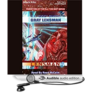 Lensman 4 - Gray Lensman - E. E. Smith