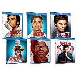 Dexter: Seasons 1-6 [Blu-ray]