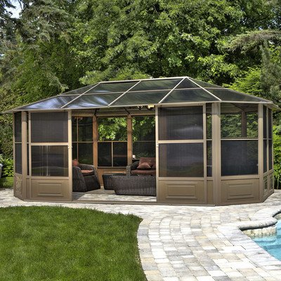 How do i get gazebo penguin 41218 4 season solarium 12 by 4 season solarium
