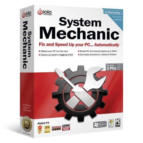 IOLO Technologies  System Mechanic (3-User)