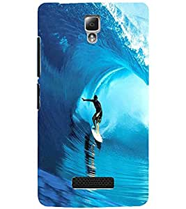 LENOVO A2010 SURFER Back Cover by PRINTSWAG