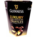 Guinness Luxury Dark Chocolate Truffles with Guinness flavoured centre 150gm
