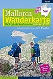 Mallorca - Wanderkarte 1:35.000 (Kartenset mit Nord + Süd-Blatt): Alle Wege in der Serra Tramuntana - Marc Schichor