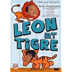 Leon at Tigre - Philippines Filipino Tagalog DVD Movie