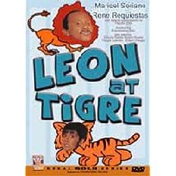 Leon at Tigre - Philippines Filipino Tagalog DVD Movie