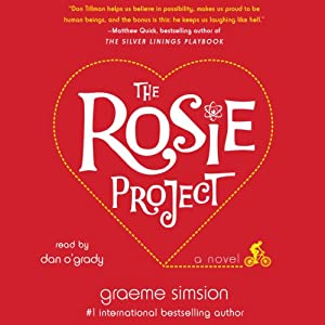 The Rosie Project Audiobook