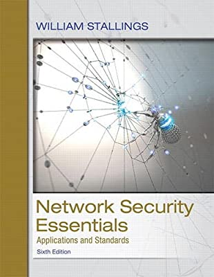 Network Security Essentials: Applications and Standards (6th Edition)