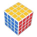 Cube Magique 4x4 Blanc 4x4x4 Speed cu...