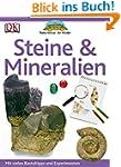 Naturf�hrer f�r Kinder. Steine & Mine...