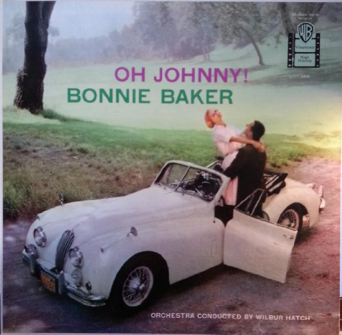 Original album cover of Oh Johnny! by Bonnie Baker