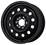 Unique Wheel (Series 83) Black - 15 X 6 Inch Wheel