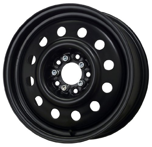 Unique Wheel (Series 83) Black - 15 X 6 Inch 