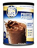 Designer Protein The Biggest Loser Protein Powder Supplement, Chocolate Deluxe, 10-Ounce Canister