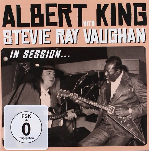In Session [Deluxe Edition CD DVD] by Albert King and Stevie Ray Vaughan