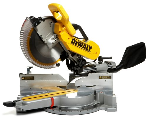 dewalt dw718 12 inch double bevel slide compound miter saw. Black Bedroom Furniture Sets. Home Design Ideas