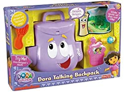 Fisher-Price Dora the Explorer My Talking Backpack