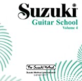 Suzuki Guitar School (Volume 4)