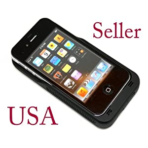 Neotek Iphone 4 4g External Battery Charger Case Power Juice Pack Ultra Slim By Coolshop