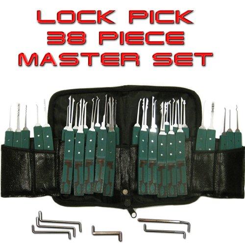 How To Lockpick A Master Lock