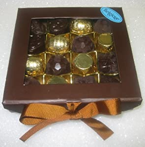 Belgique - Signature Gift Box of Finest Belgian Chocolate Truffles