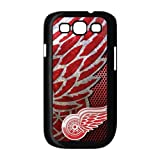NHL Detroit Red Wings Samsung Galaxy S3 I9300/I9308/I939 Case Cover HD Image Snap On Red Wings Galaxy S3 Case at Amazon.com