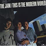 THE JAM THIS IS THE MODERN WORLD VINYL LP[2383-475] 1977 THE JAM