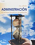 img - for Administracion Managing/ Business Management: Un Enfoque Basado En Competencias/ a Competency-based Approach (Spanish Edition) book / textbook / text book