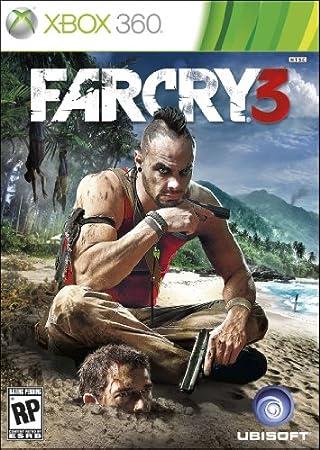 X360 Far Cry 3 - Trilingual (Kinect Compatible)