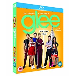 Glee: Season 4 [Blu-ray] [Import anglais]