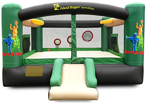 Inflatable Horse Bouncer front-594198