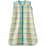 HALO SleepSack 100% Cotton Wearable Blanket, Print Neutral, X-Large