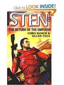 The Return of the Emperor (Sten) - Chris Bunch,Allan Cole