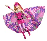 Toy - Barbie in Princess Power Transforming Super Sparkle Doll - Superhero Toy