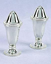 2 Piece Traditions Salt and Pepper Shaker Set by Creative Gifts International