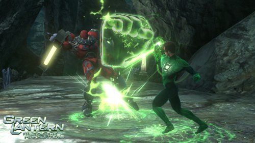 Green Lantern Rise of the Manhunters (XBOX360 輸入版 北米)