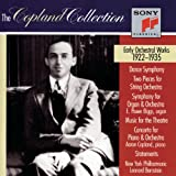 The Copland Collection: Early Orchestral Works (CD #1: 1923 - 1928 & CD #2: 1929 - 1935)