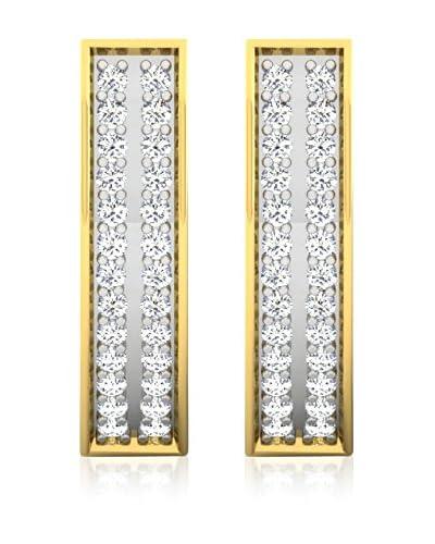 Diamant Vendome Orecchini Oro Giallo